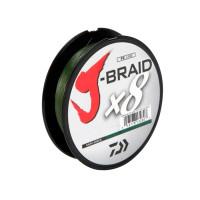 Шнур Daiwa J-Braid X8 0.06мм 150м Dark Green