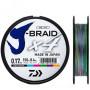 Шнур Daiwa J-Braid X4E 0.19мм 150м Multi Color